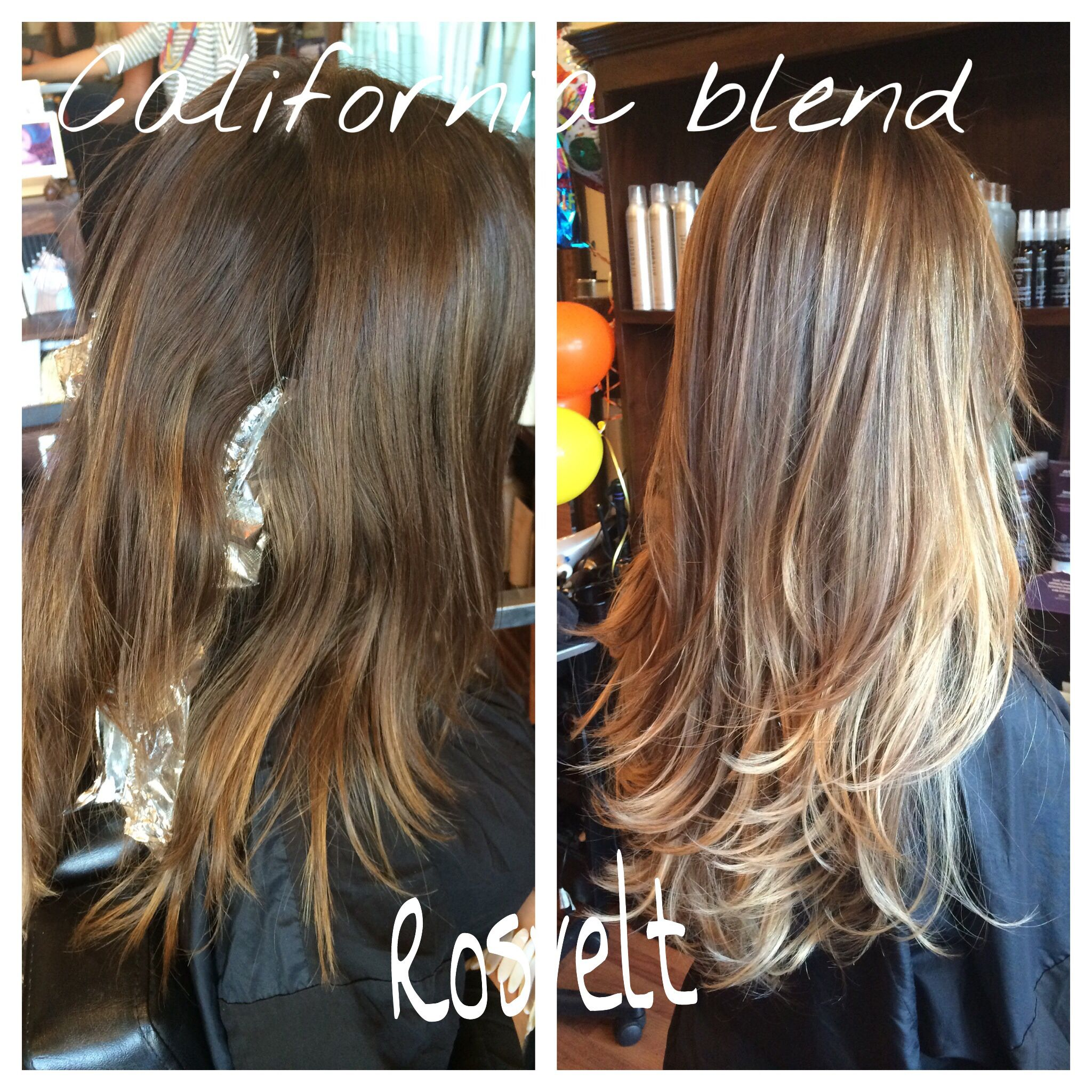 California blend hair color!!!! | Make love with your hair !! By ...