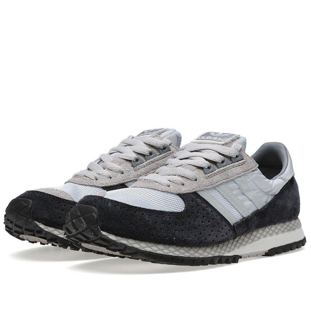 9d1146ab7e8af3 Adidas City Marathon PT 42 195  Chicago  (Black   Metallic Silver ...