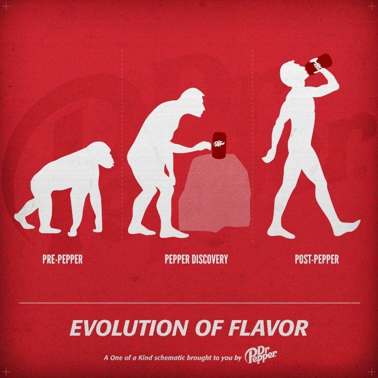DR PEPPER EVOLUTION AD STIRS CONTROVERSY -- Dr Pepper became the ...