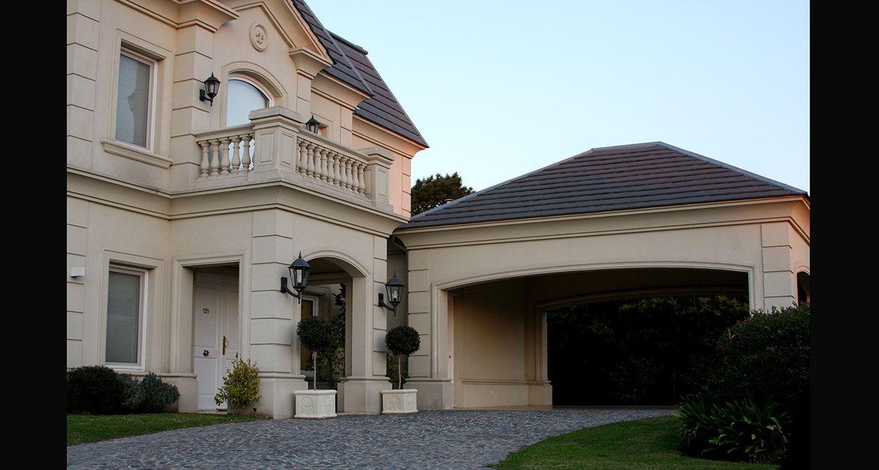 Dallas texas french chateau home photograph 4540 - 12 Hermosas Y Modernas Fachadas De Casas Con Balc N 12 Jpg 650 522 Fachadas Pinterest