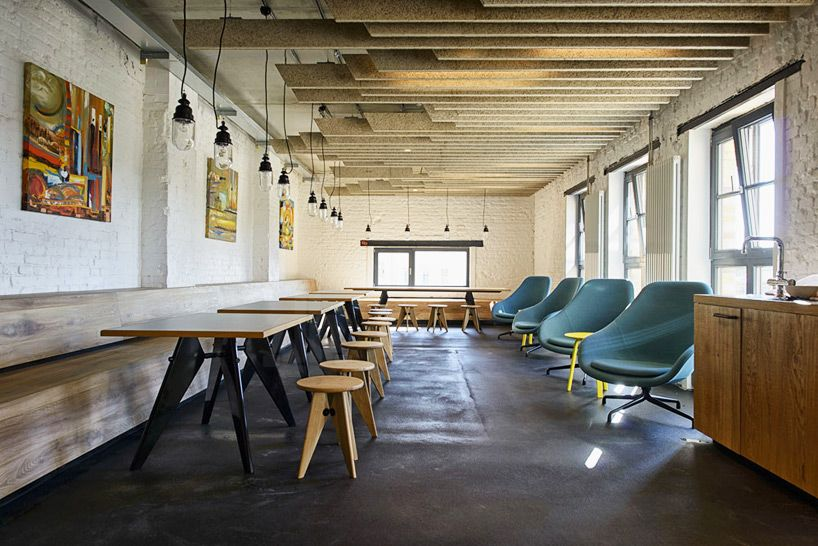 Brewery transformed into soundcloud s berlin headquarters
