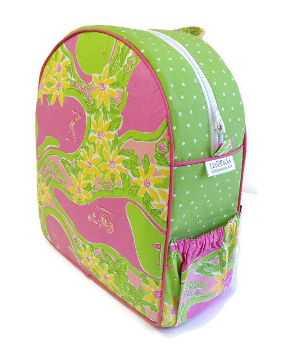 Bag Personalized Toddler Backpack