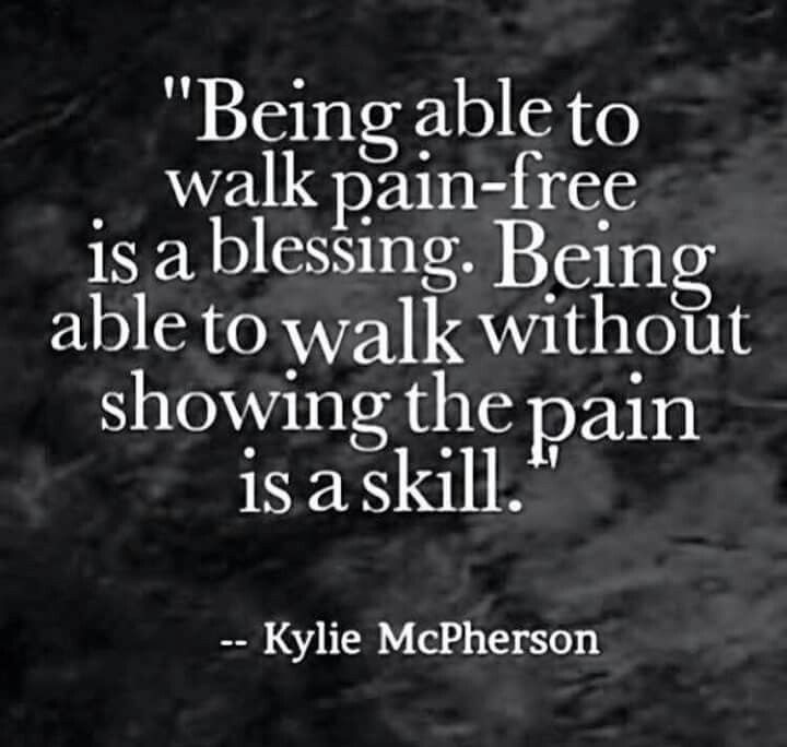 Chronic Pain Quotes Simple Quotekylie Mcpherson  Blog Posts  Pinterest  Kylie
