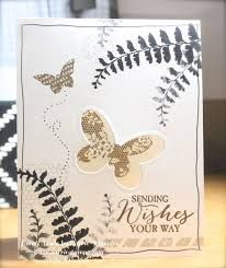Image result for butterfly thinlits cards