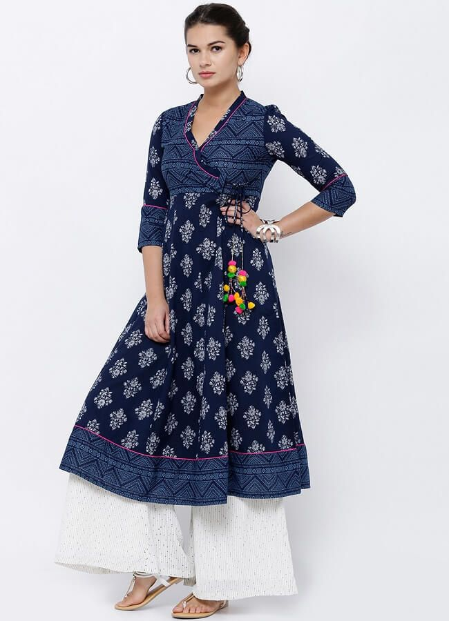 fcb167b008 34 Types of Kurti Designs Every Woman Should Know | Indian wear ...