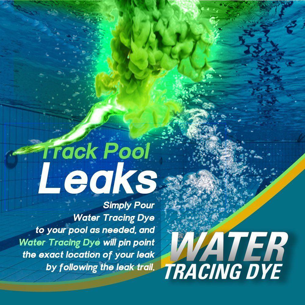 20d15f242fd79d Amazon.com  Green Water Tracing  amp  Leak Detection Flourescent Dye - 1  Gallon