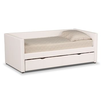 For Ellies room - Carey IV Kids Furniture Twin Daybed with Trundle