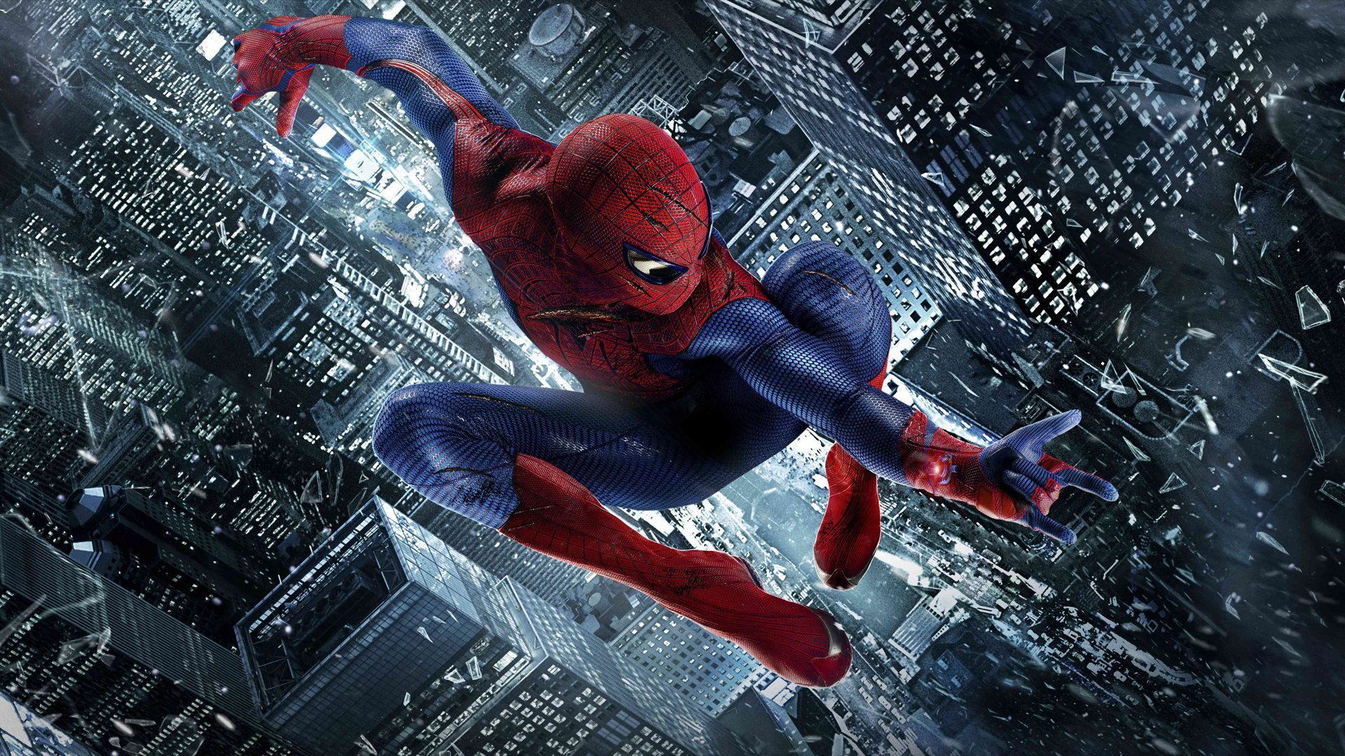 the amazing spiderman hd wallpapers backgrounds wallpaper 1920×1080