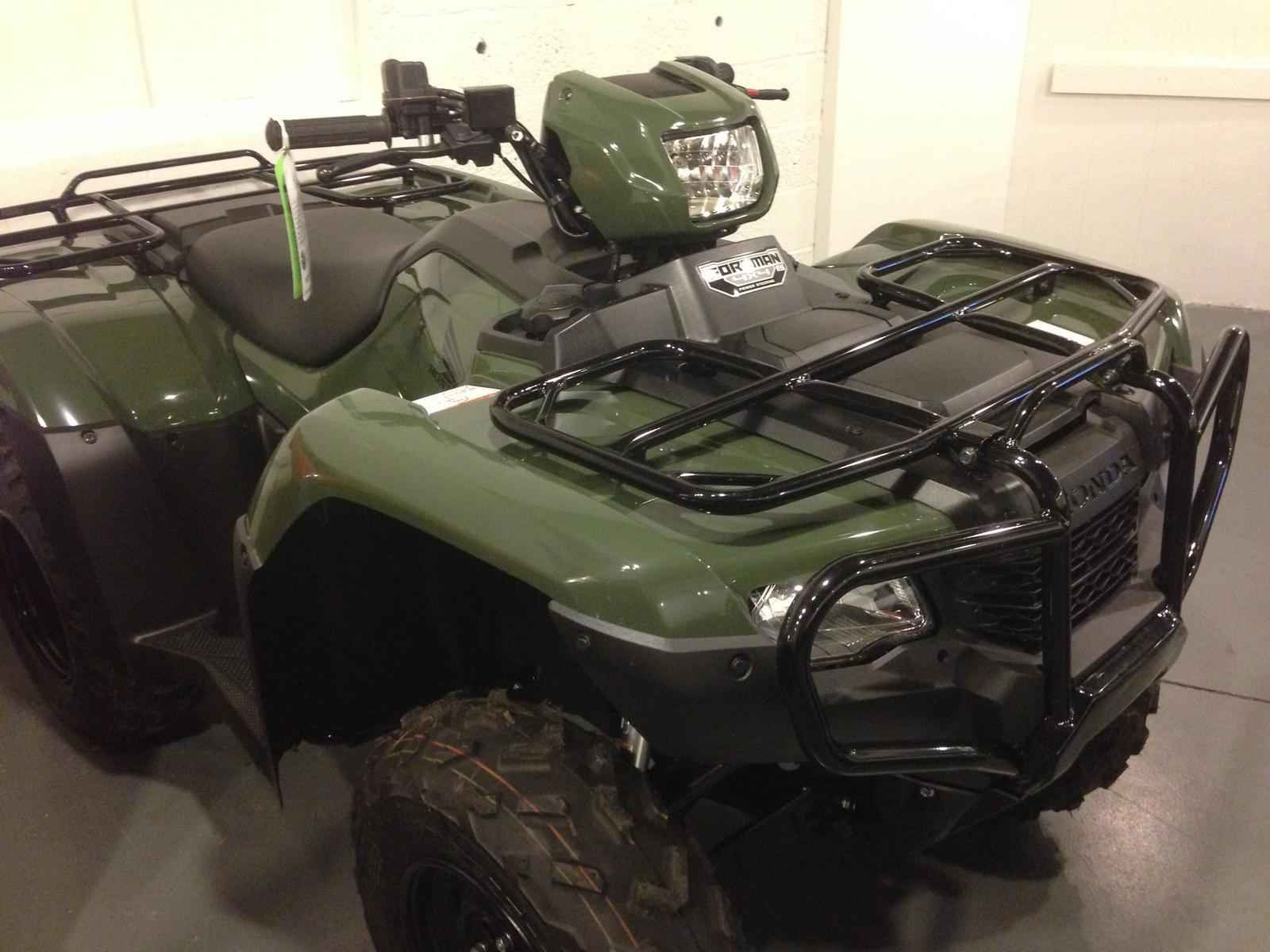 New 2016 Honda Fourtrax Foreman 4x4 Atvs For Sale In Pennsylvania 2016 Honda Fourtrax Foreman 4x4 Freight 2016 Honda Honda 4x4