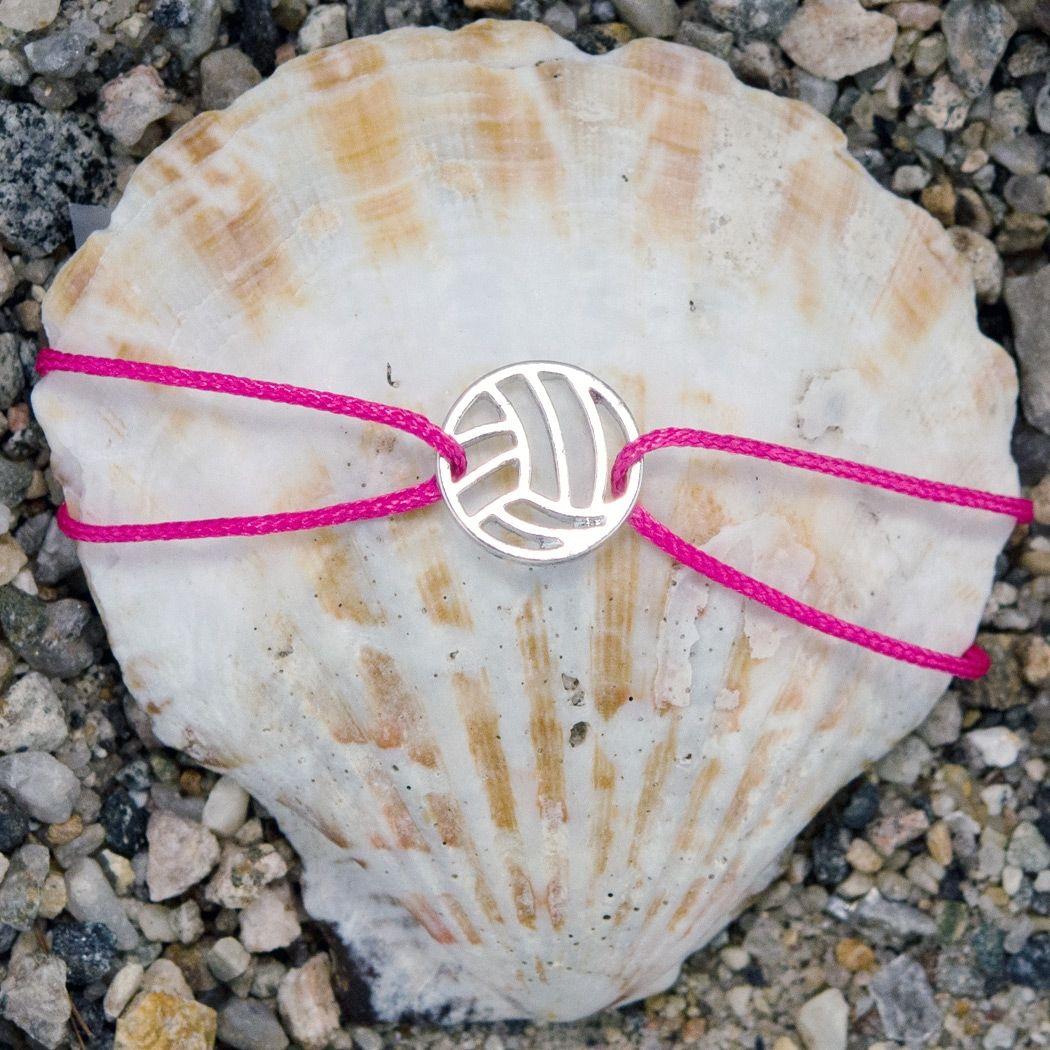 Volleyball Good Karma SportSTRING Bracelet | Volleyball Bracelets | Volleyball Accessories and Jewelery