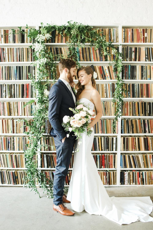 new york public library wedding photos