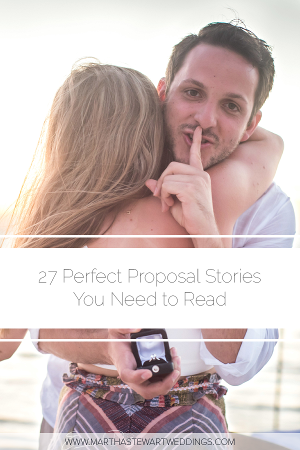 27 Perfect Proposal Stories You Need To Read Proposal Ideas