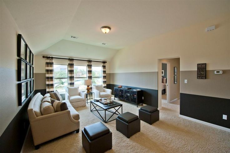 Bonus Room Design Ideas Part - 44: 17 Most Popular Bonus Room Ideas, Designs U0026 Styles