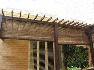 Bamboo Blinds Outdoor Blinds Blinds Design Bamboo Blinds