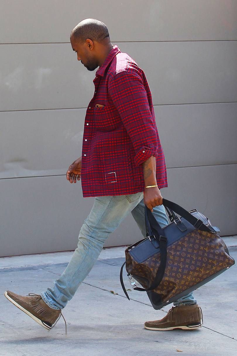 How Louis Vuitton Became The Celebrity Luggage Brand Of Choice Kanye West Style Louis Vuitton Luggage Fashion