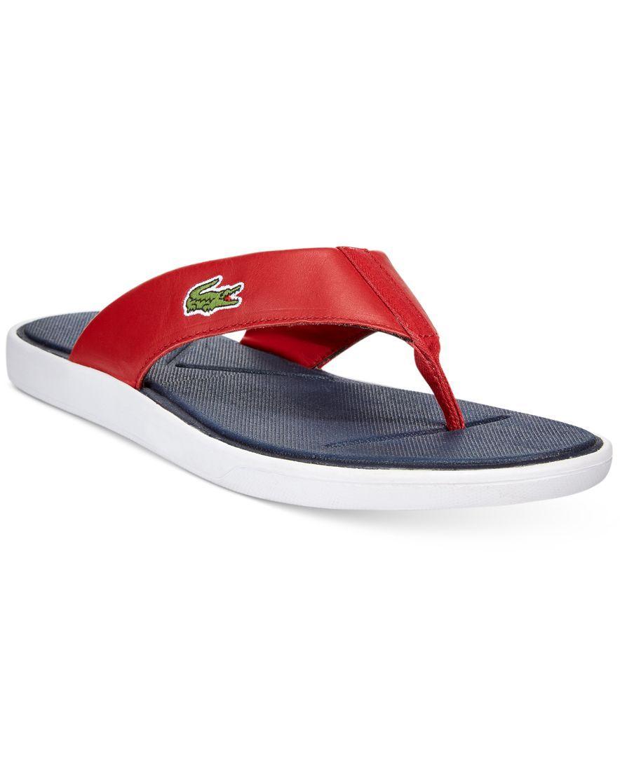 e1f3e7ef1dbfd Lacoste Men s L.30 Sandals