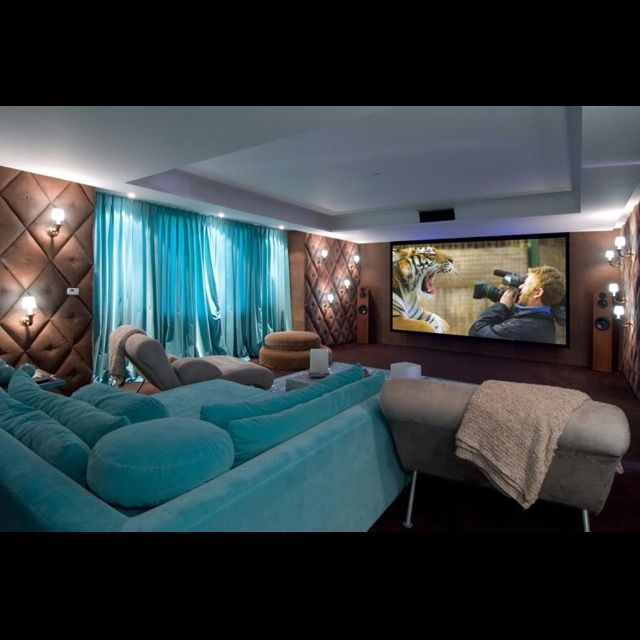 Charmant Cool Movie Room Ideas In House.cinema Theatre Movie Themed Decor (wall Art,  Film Themed Accessories, Furniture, Etc) Tips For Your Home.