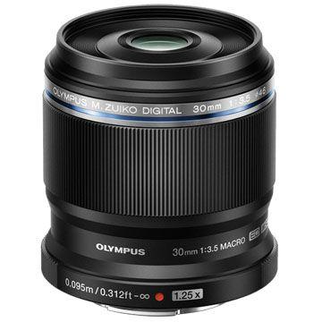 Olympus M.Zuiko Digital ED 30mm f/3.5 Macro Lens @ 33 % off. Order Now!!!!