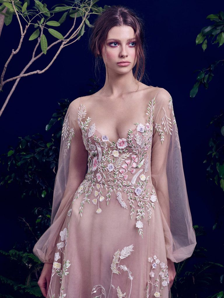Princess wedding goals hamda al fahim fw gowns boho and clothes
