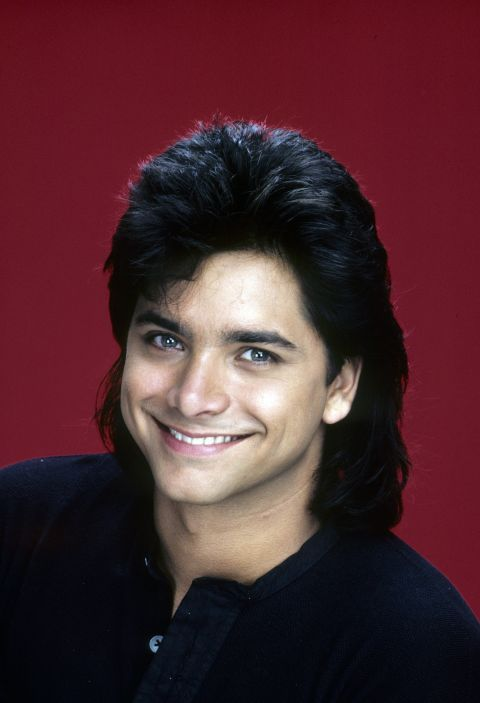 Its Important To Remember That John Stamos Once Rocked A Mullet