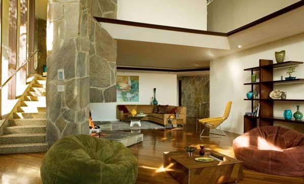 Interiors kristin kilmer design also architecturally significant john lautner rh in pinterest
