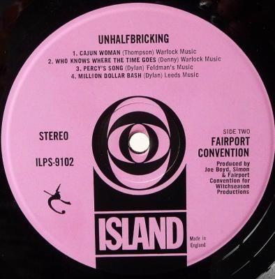 Airport Convention Unhalfbricking Island Pink Label