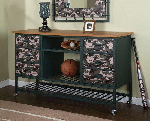 Camouflage Bedroom Furniture