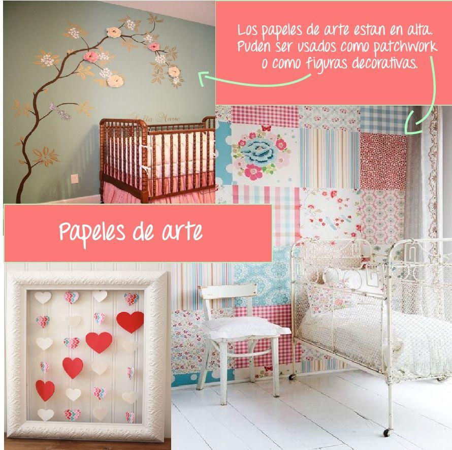 Ideas para decorar la pared del cuarto de los ni os for Ideas para cuartos de ninos
