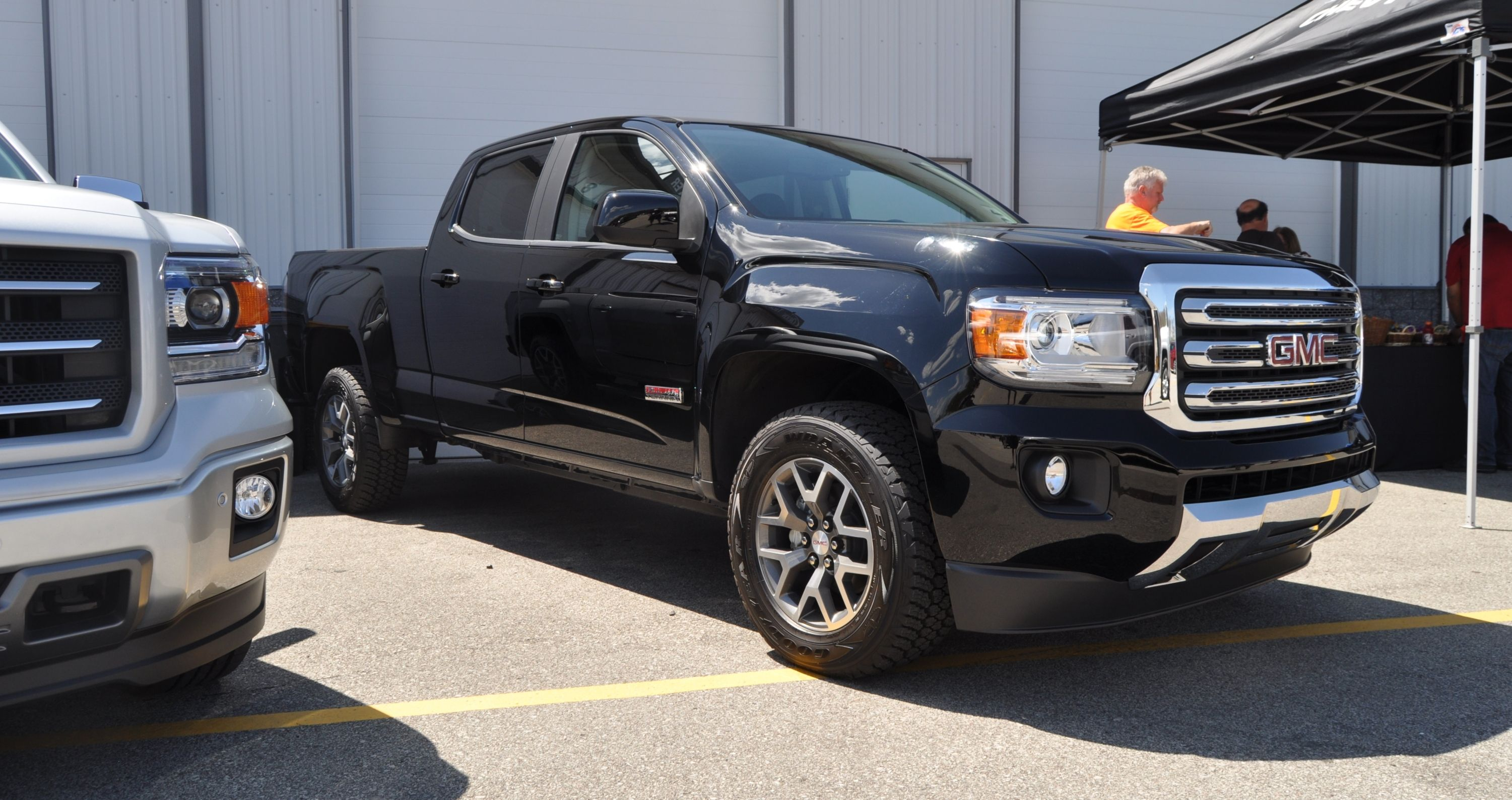 Updated with Real Life s 302HP 2015 GMC Canyon Easily Best
