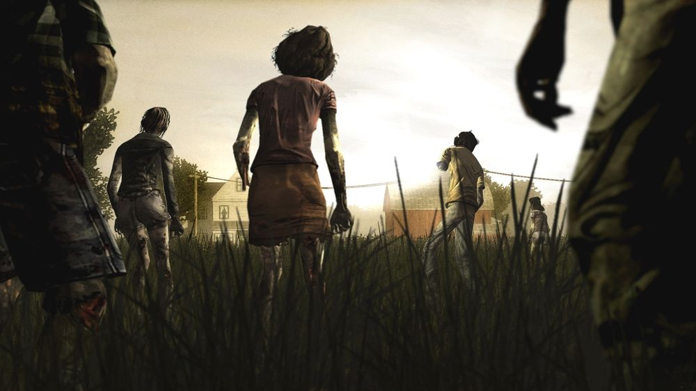 "GRATIS POR TIEMPO LIMITADO ""THE WALKING DEAD EPISODE 1″ EN EL MARKETPLACE DE XBOX LIVE"