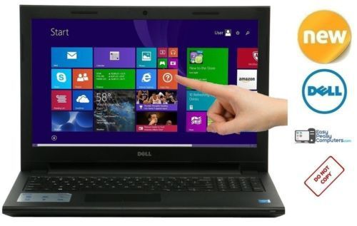 Brand New Dell Laptop Windows 10 15 6 Touch Screen Fully Loaded Dell Laptops Computers For Sale Laptop Windows