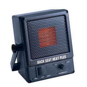Picture of Back Seat Heat Plus 1100 BTU 12V Truck Heater