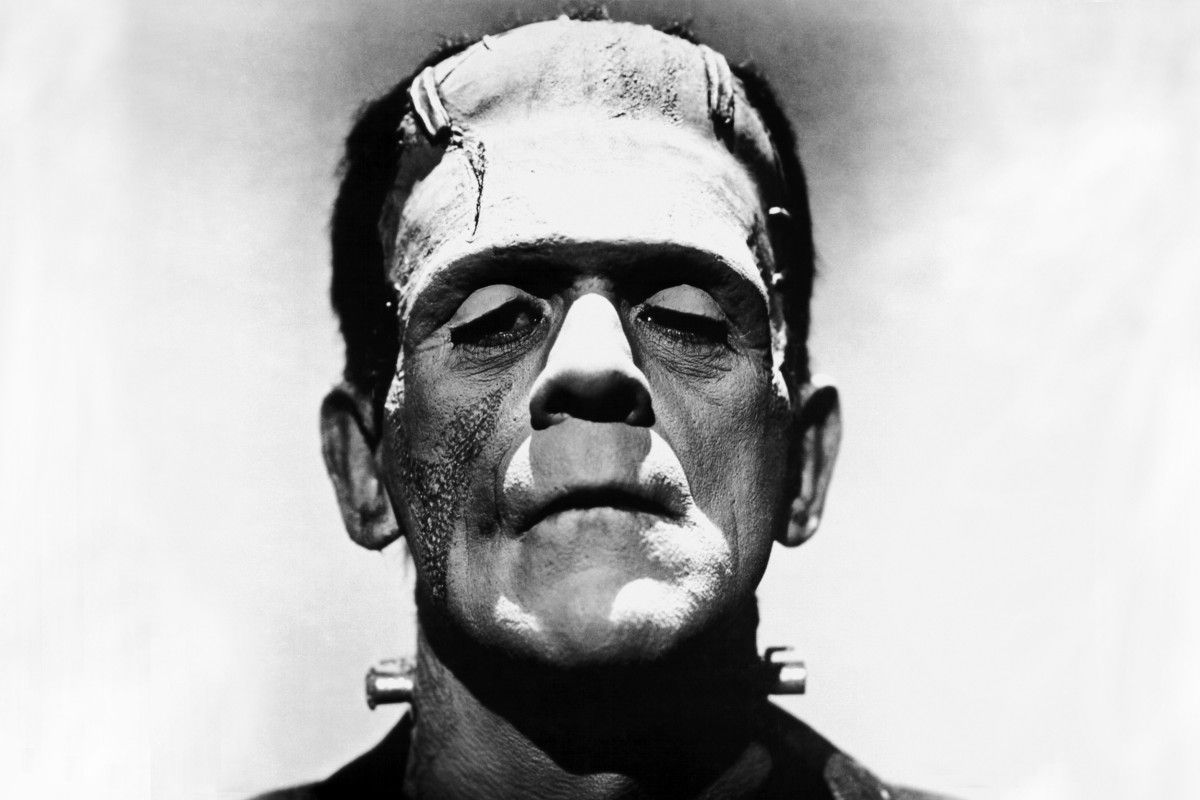 Today I Just Had To Be Thankful For National Frankensteinfriday Now That S A Scary Movie That I Can Watch None Scary Books Best Horrors Frankenstein Film