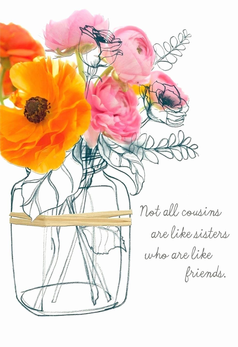 Friends Birthday Card Fresh Sisters Greeting Cards Sister Card