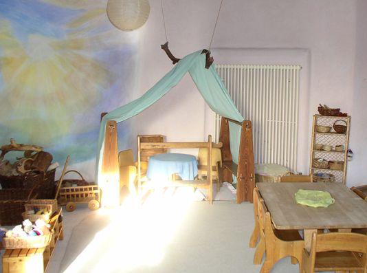 Waldorfkindergarten waldorfkindergarten raumgestaltung for Raumgestaltung ideen