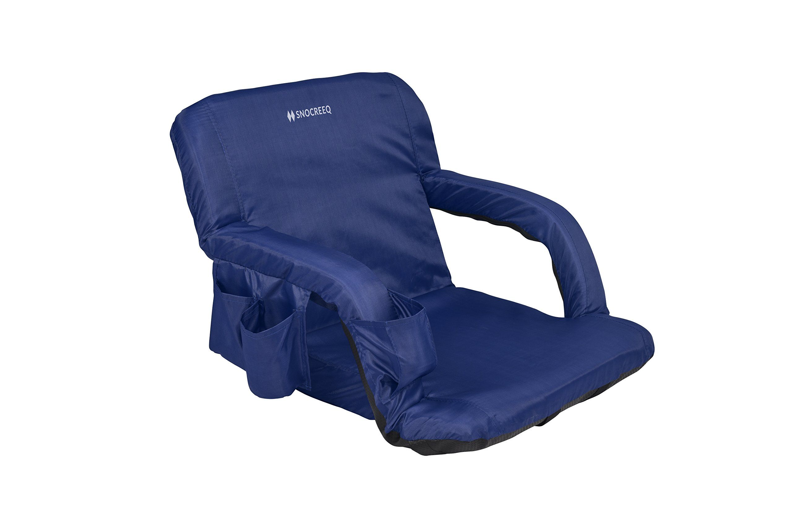Snocreeq Portable Extra Wide Reclining Stadium seat