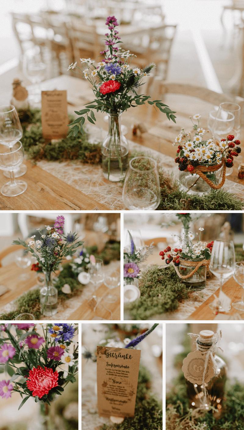Lockere Boho Sommerhochzeit von Annika und Lucas – Hochzeitskiste
