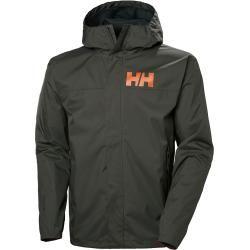 Helly Hansen Mens Active 2 Rain Winterjacke Green M #winteroutfitsforschool