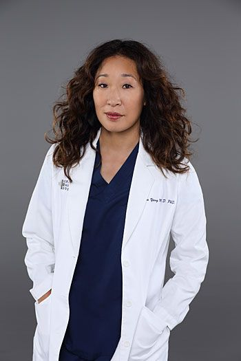 Sandra Oh Dr Cristina Yang On Abcs Greys Anatomy Born And Raised In Ottawa Canada Sandra Oh Started Ballet Lessons At The Age Of Fo