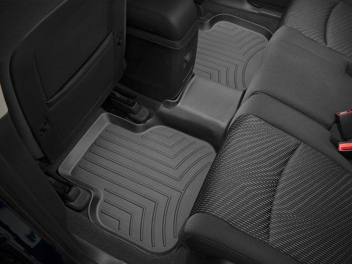 2015 Dodge Journey Weathertech Floorliner Custom Fit Car Floor Protection From Mud Water Sand And Salt Weather Tech Dodge Journey Tesla Model S Black