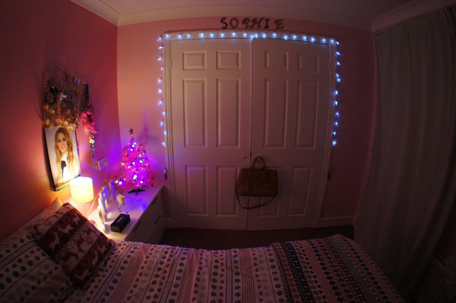 fairy lights bedroom Google Search fairy