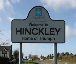 Image result for hinckley home of triumph