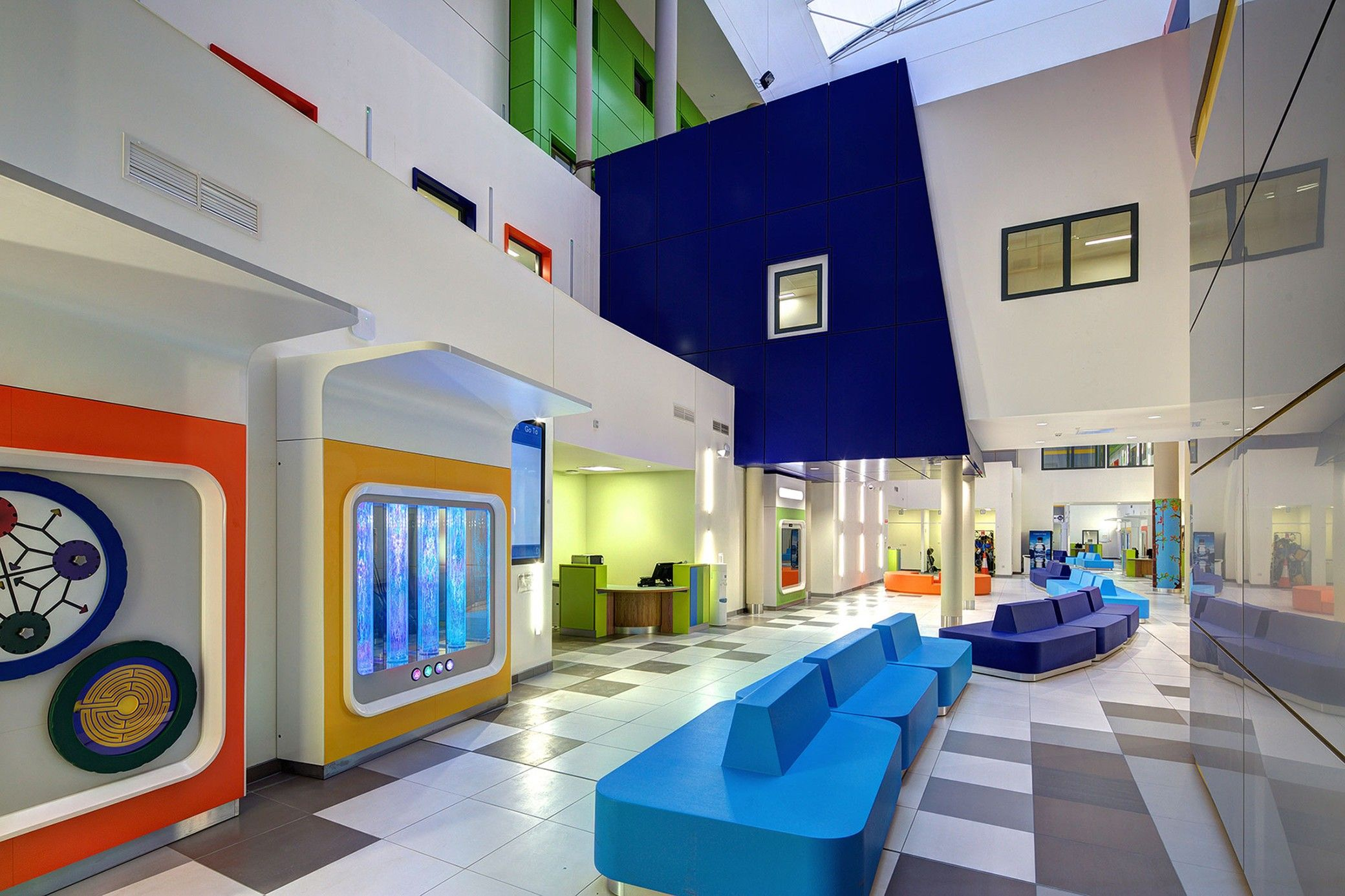 Queen Elizabeth University Royal Hospital For Children With