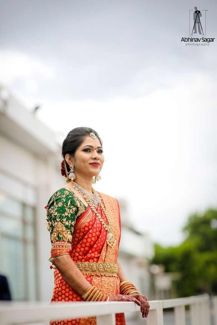Click on the photo to book your wedding photographer] South Indian ...