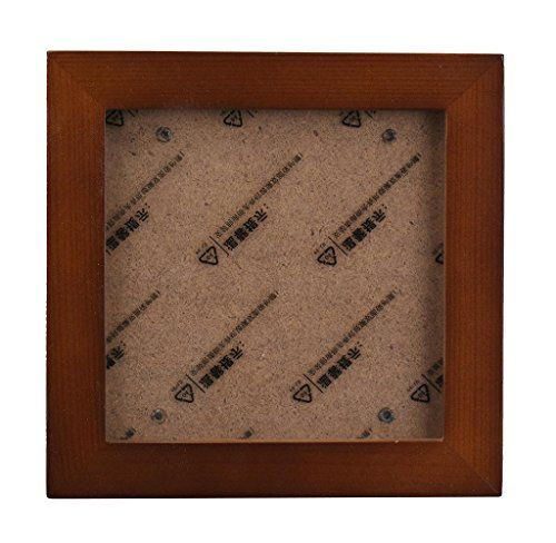 Singleluci Fashion Office Home Decor Wooden Picture Frame Brown * Read more reviews of the product by visiting the link on the image. Note: It's an affiliate link to Amazon