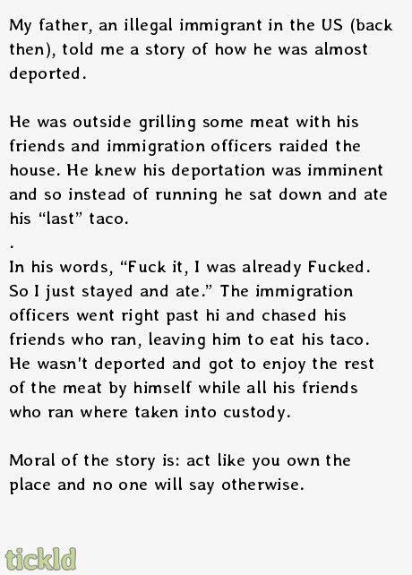 Last taco