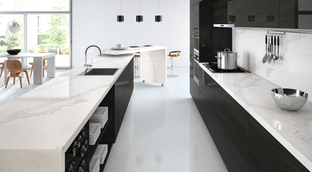 What Colour Cabinets Would You Choose For Caesarstone S New 5131