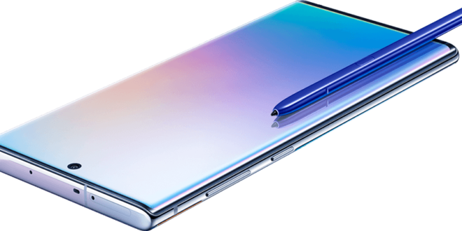 Manuale Samsung Note 10+ Guida uso smartphone Samsung
