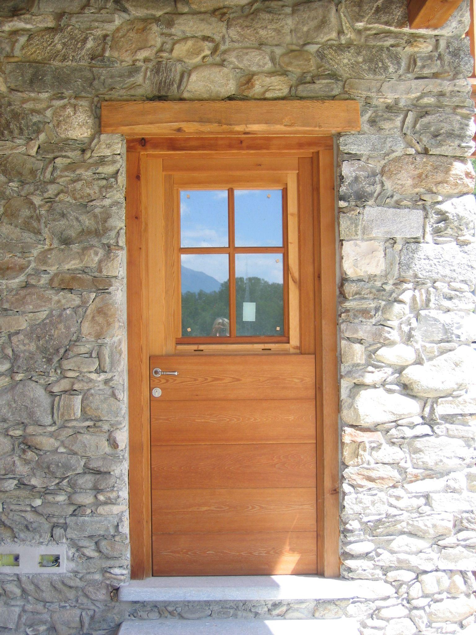 portoncino d 39 ingresso rustico rustic entry door porte