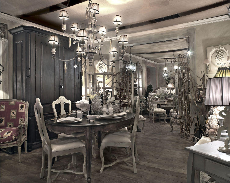 Photo gallery emanuela marchesini french style houses 2 - Sala da pranzo in francese ...